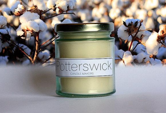 Clean Cotton Large Jar