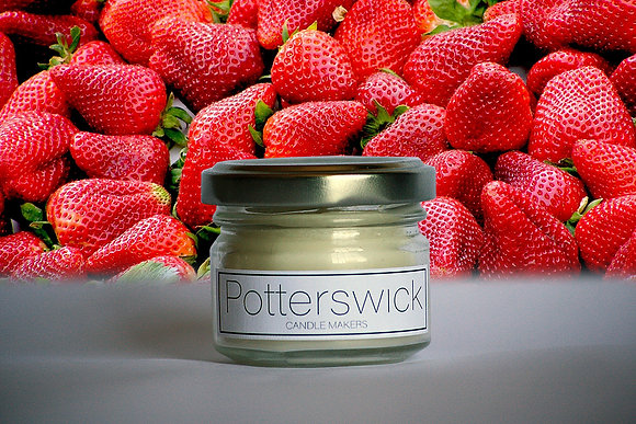 Strawberry and Mixed Berries Small Jar