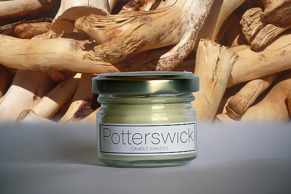 Sandalwood and Blackpepper Small Jar