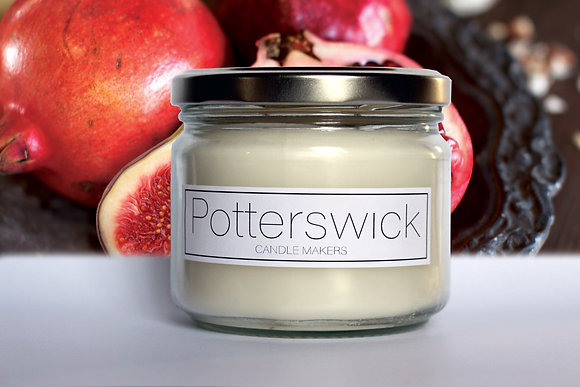 Pomegranate and Fig Extra Large Jar