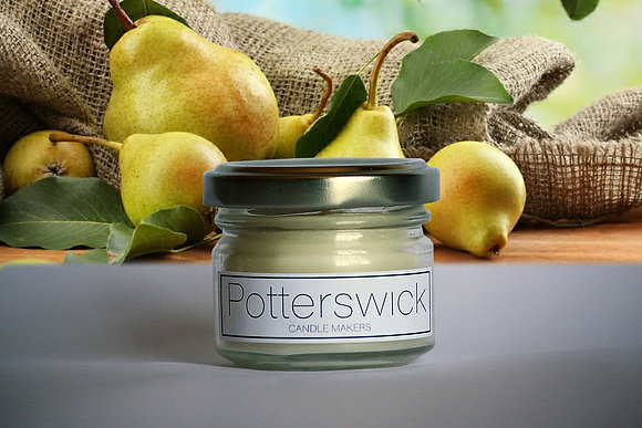 English Pear and Freesia Small Jar
