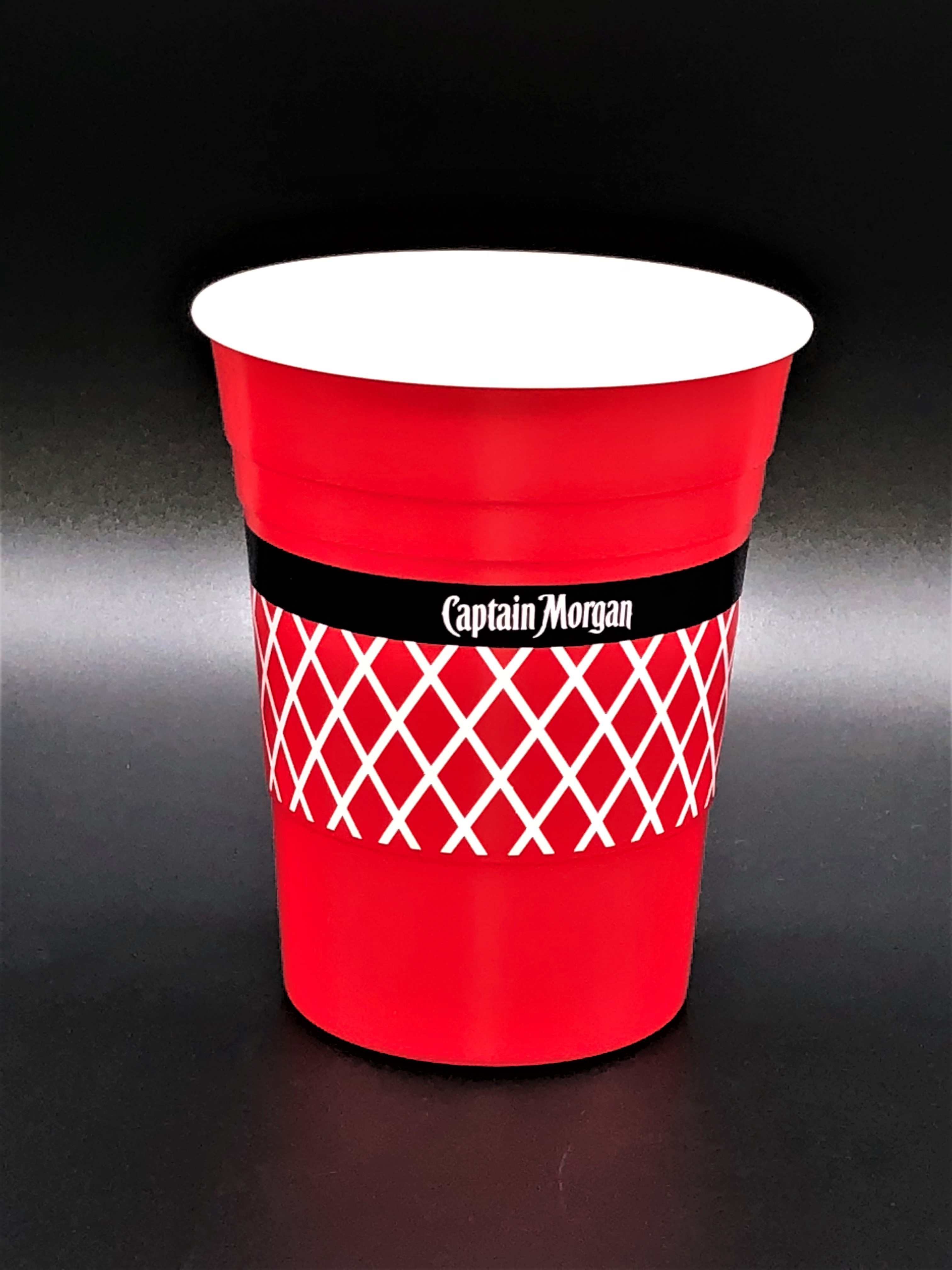 Stadium Cup (Captain Morgan)