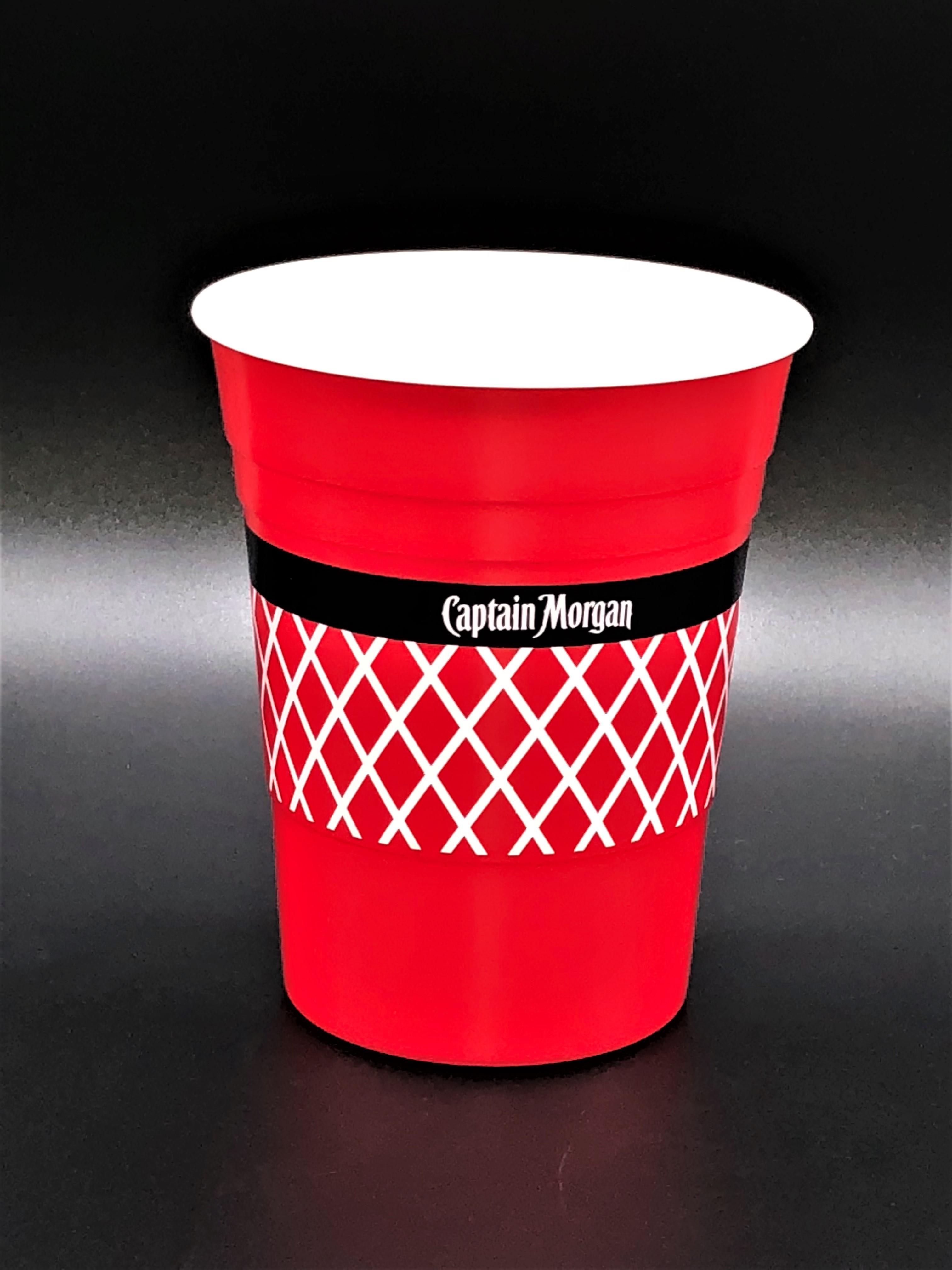 Stadium Cup (Captain Morgan)