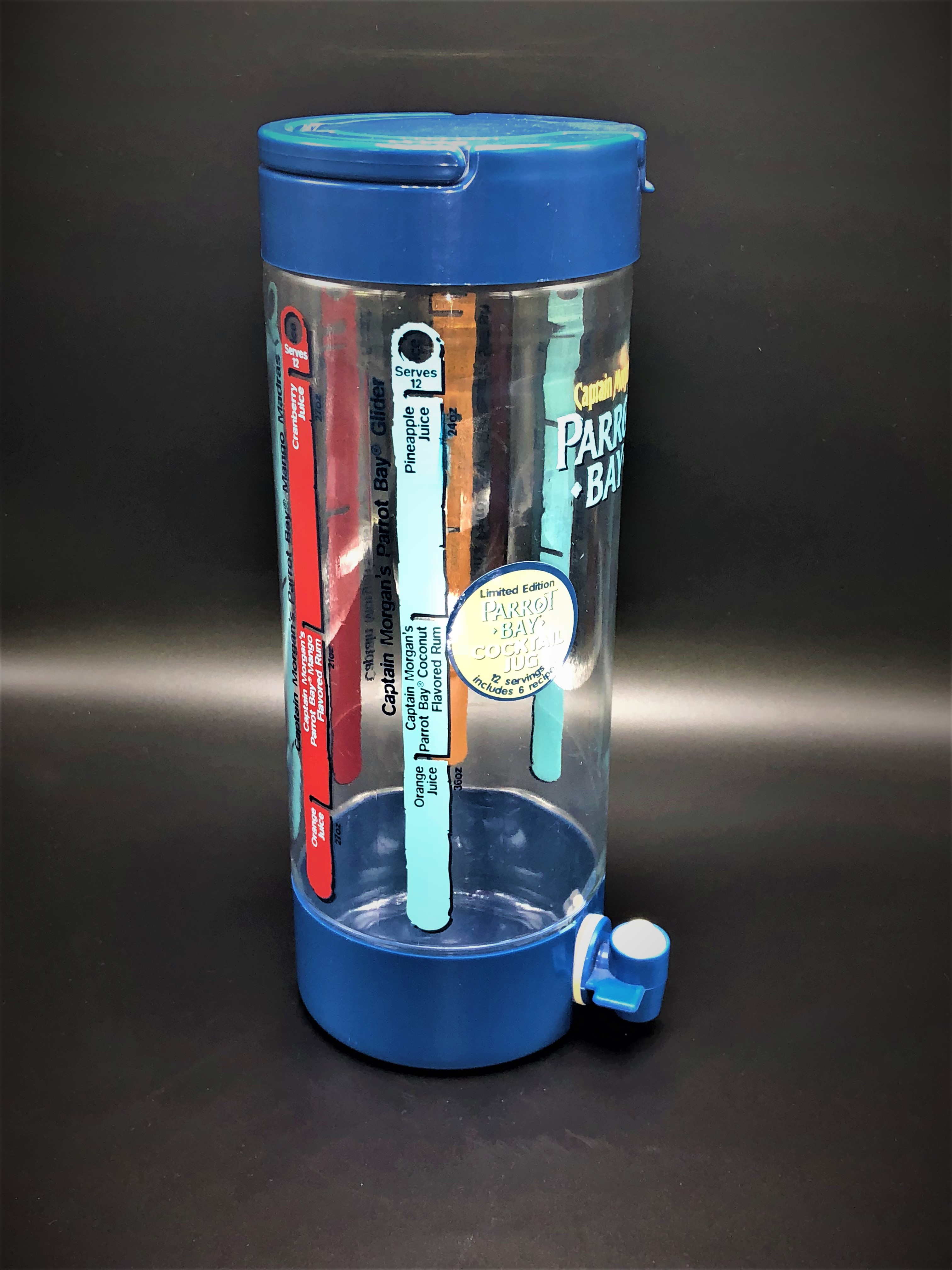 Drink Dispenser (Cpt Morgan-Parrot Bay)-