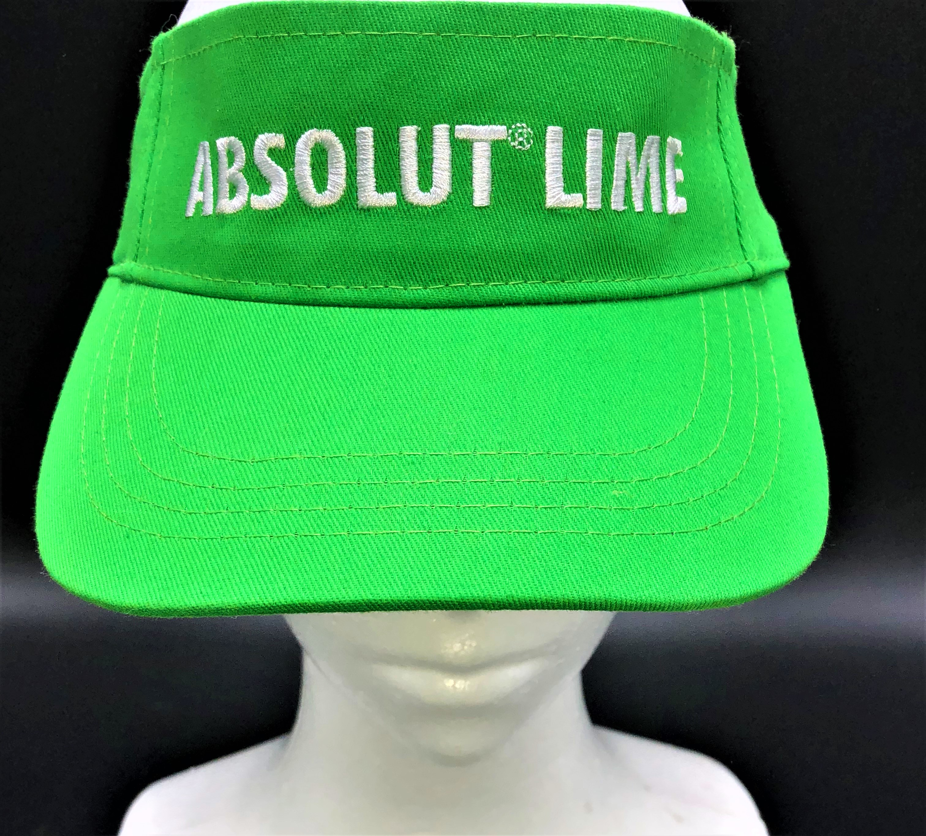 Visor (Absolut-Lime)