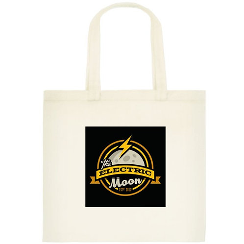The Electric Moon Logo Tote Bag