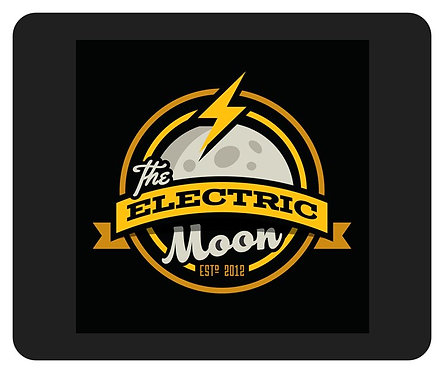 The Electric Moon Logo Mouse Pad