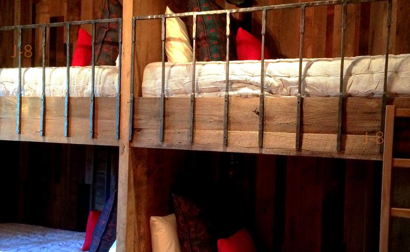 Bunk Bed Railing