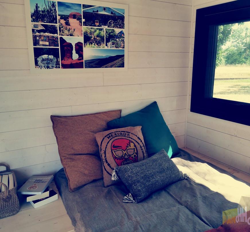 séjour mode lit 2 tiny house d'aurelie
