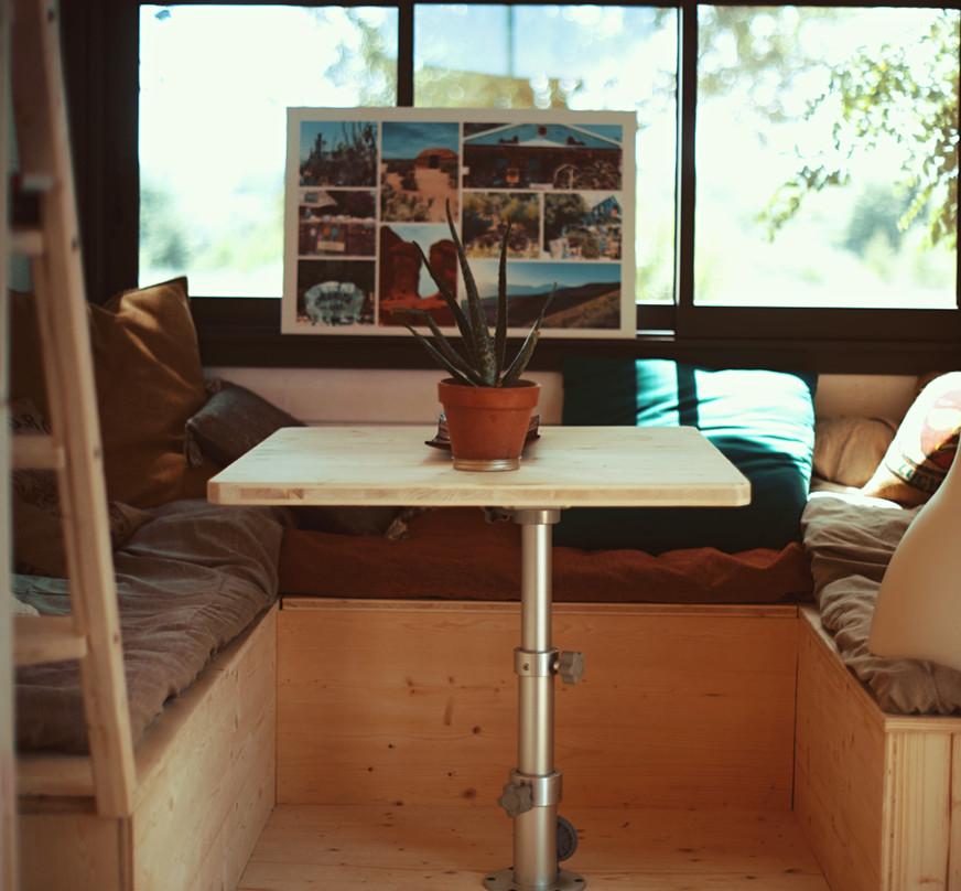 table amovible tiny house d'aurelie