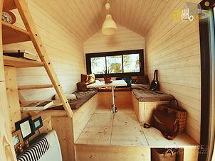 séjour Tiny House d'Aurelie