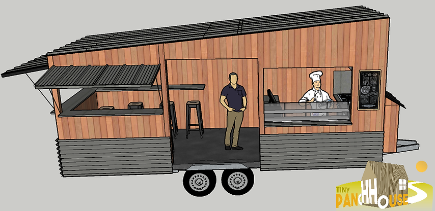 tiny house food truck