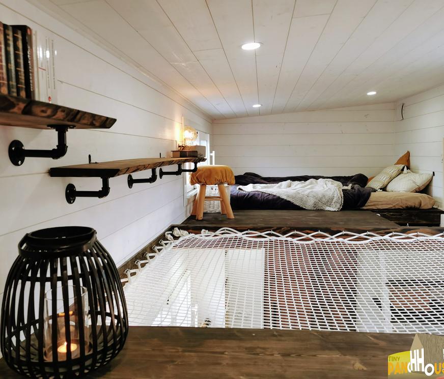 mezzanine et filet the coach house