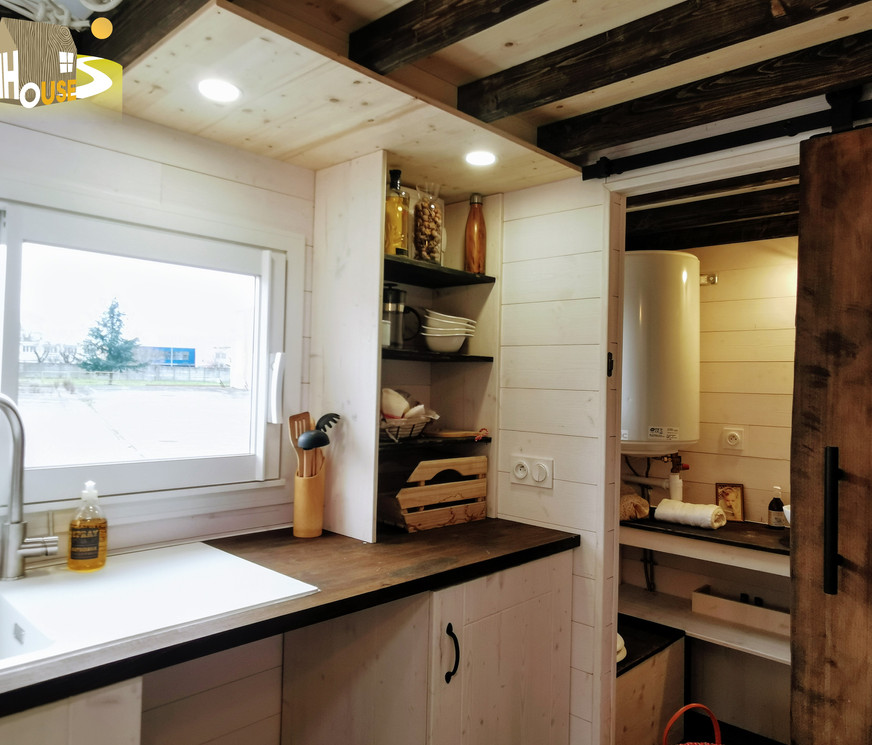 cuisine et sdb the coach house