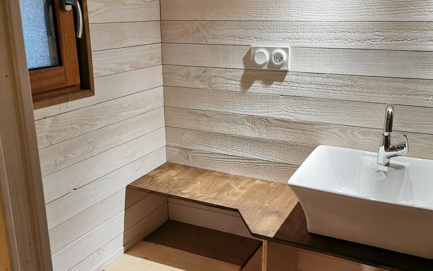 toilette sèche tiny house canopée