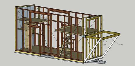 plan structure tiny house