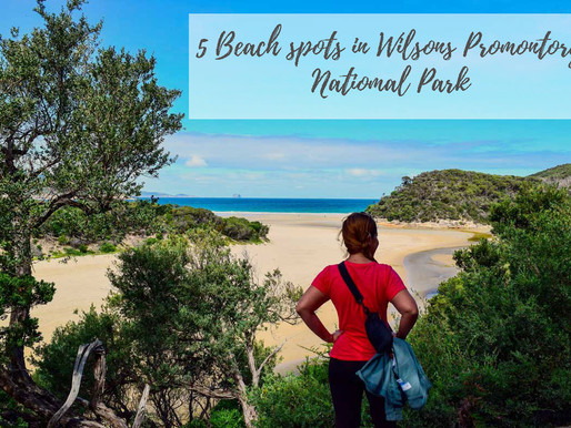Around Australia: Destination, Wilsons Promontory
