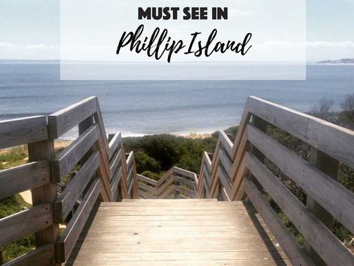 Around Australia: The Phillip Island 🌴