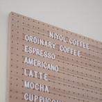 menu bord