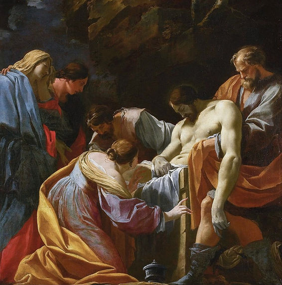 800px-Simon_Vouet--Deposition_of_Christ-