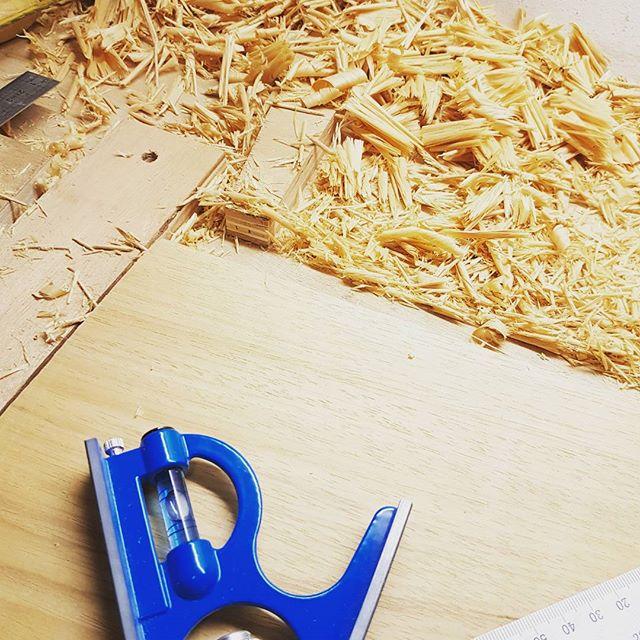 Início de produção_#woodworking