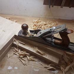 Today's workout #woodworking #marcenaria #braziliandesign #productdesign