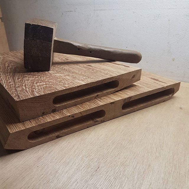 Mortises_#woodworking #marcenaria #design #braziliandesign