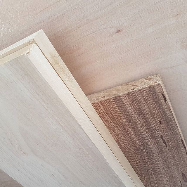 Tauari and Angelim_#woodworking #marcenaria #wood