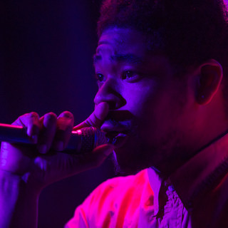 Artist Waco Bell performs at TidBalls. One of Bowling Green's popular music venues.