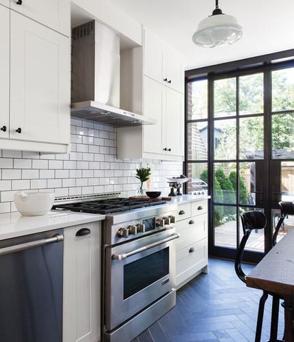 bistro kitchen