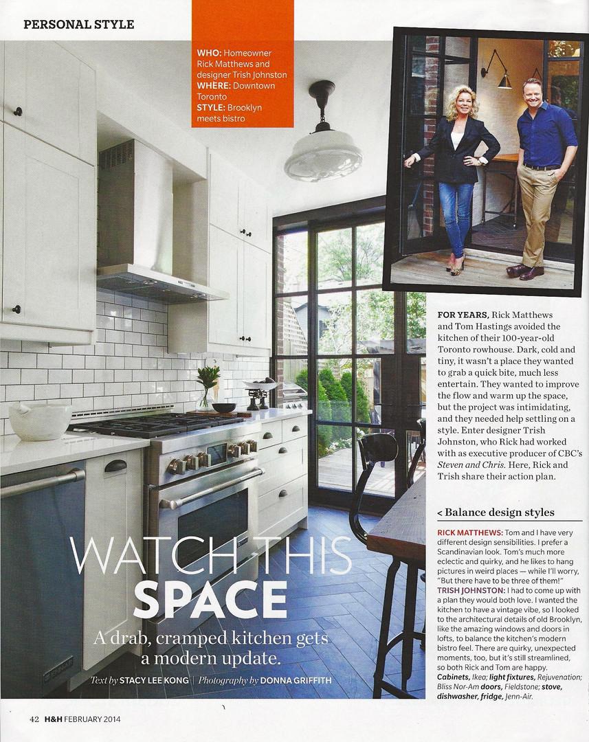 House & Home Magazine