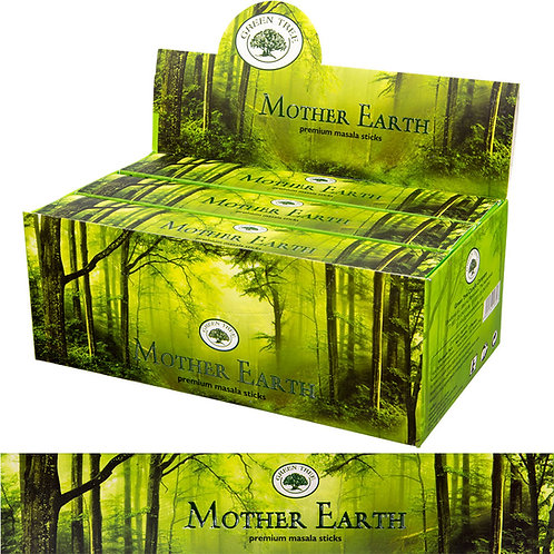 Incense Sticks, Mother Earth (Box of 10)