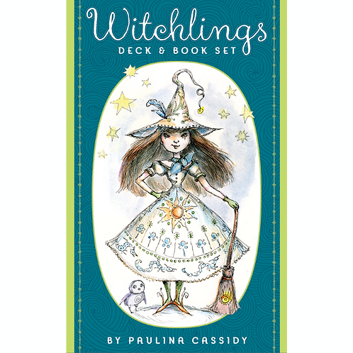 WITCHLINGS - Deck and Book Set