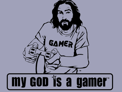God as Gamer