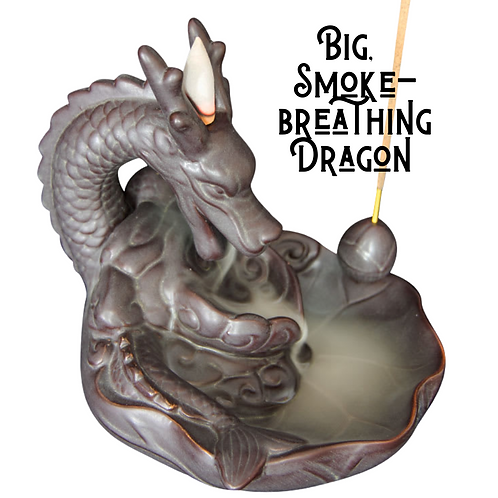 Backflow Burner - Huge Dragon