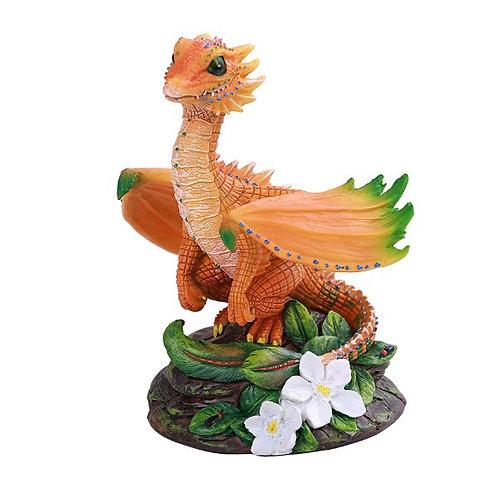 Garden Dragon - Orange