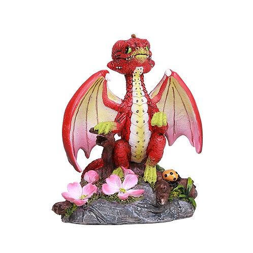 Garden Dragon - Apple