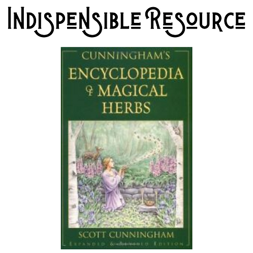 Cunningham's Encyclopedia of Magical Herbs