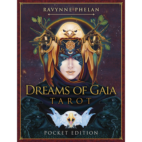 Dreams of Gaia Tarot (Pocket)