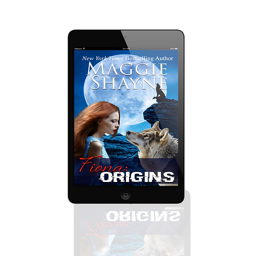 FIONA: ORIGINS - Ebook