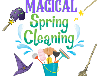 Magical Spring Cleaning