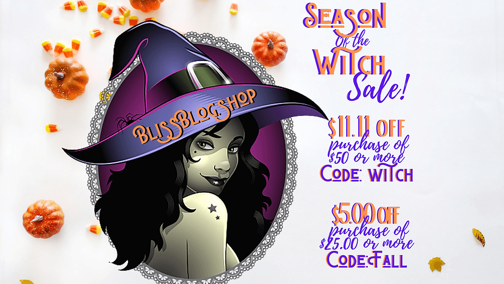 Season of the Witch Sale