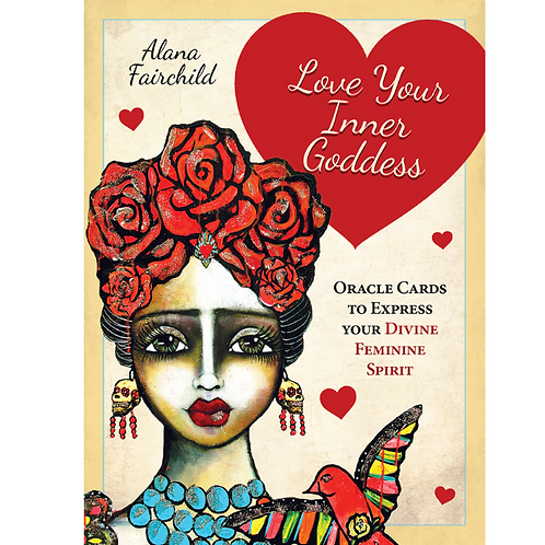 LOVE YOUR INNER GODDESS - Oracle Cards