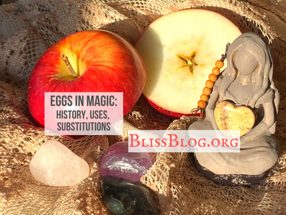 Eggs in Magic: History, Uses, Substitutions
