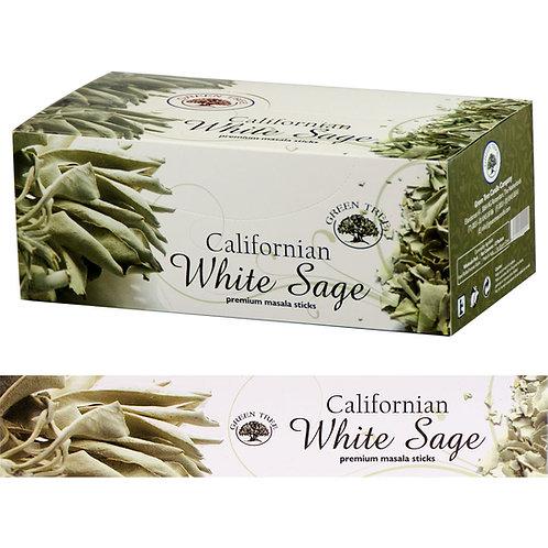 Incense Sticks, White Sage (Box of 10)