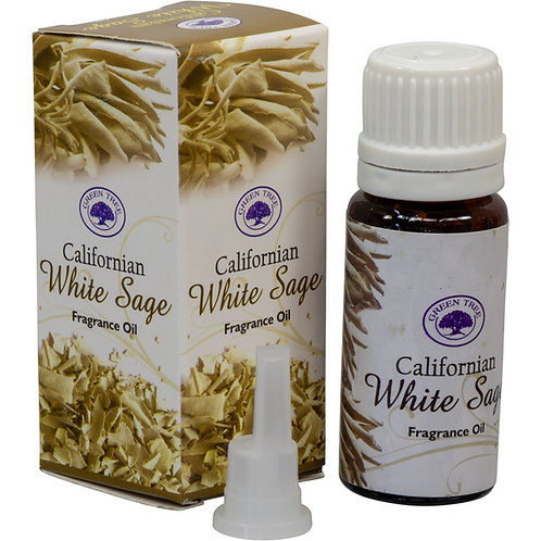 White Sage Fragrance Oil, 10 ML