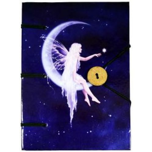 Handmade Journal: Fairy