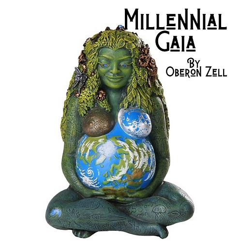 Millennial Gaia, by Oberon Zell