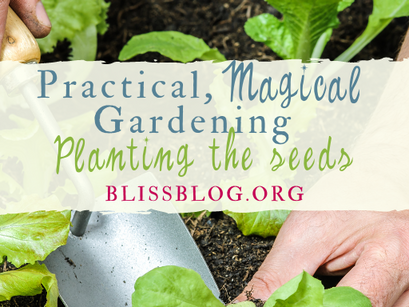 Practical Magical Gardening | Planting the Seeds