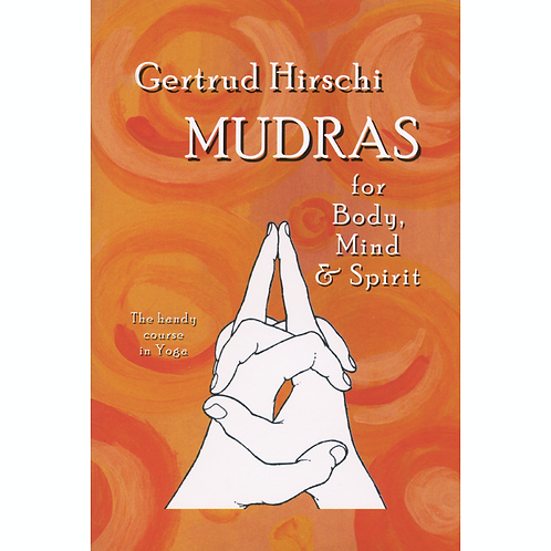 MUDRAS - 68 Card Deck and Booklet